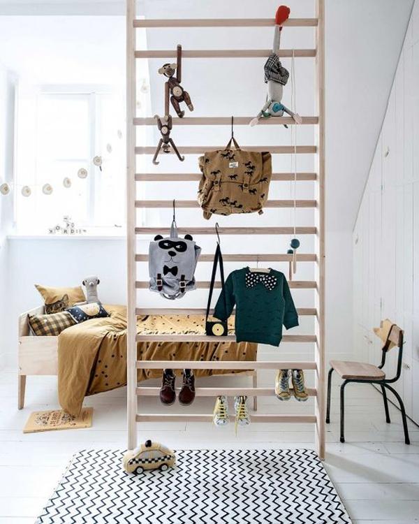 5 Ideas para organizar el cuarto del bebé