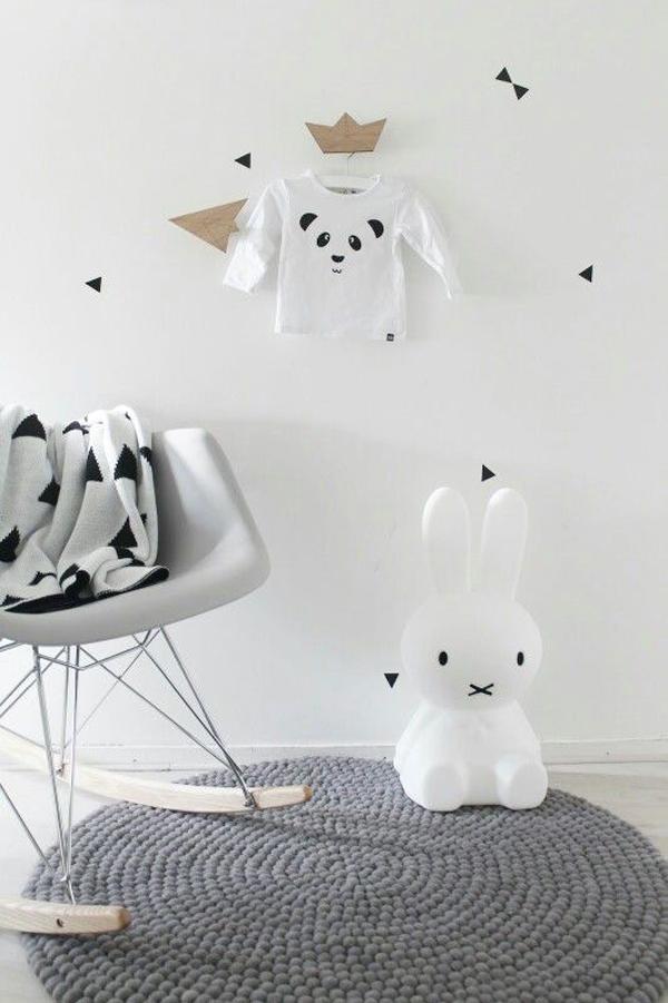5 alfombras para el cuarto del bebé