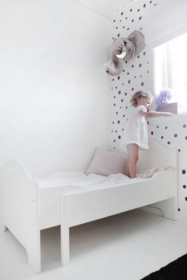 9 Ideas para decorar con Cabezas de Peluche la habitación de los peques