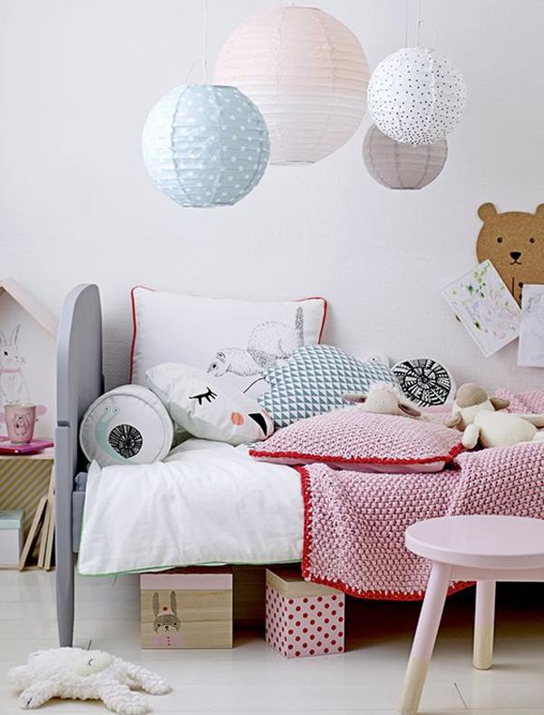 Ideas para Decorar una habitación infantil con poco dinero | DecoPeques