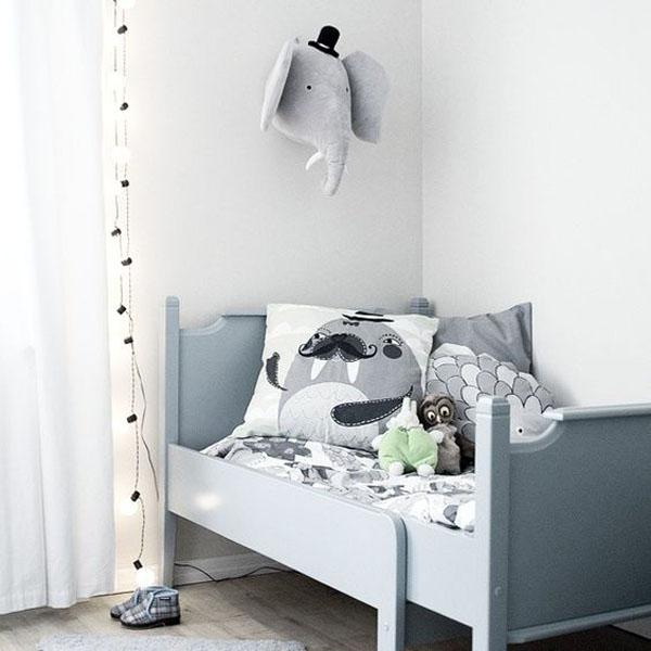 5 ideas para iluminar el cuarto del bebé
