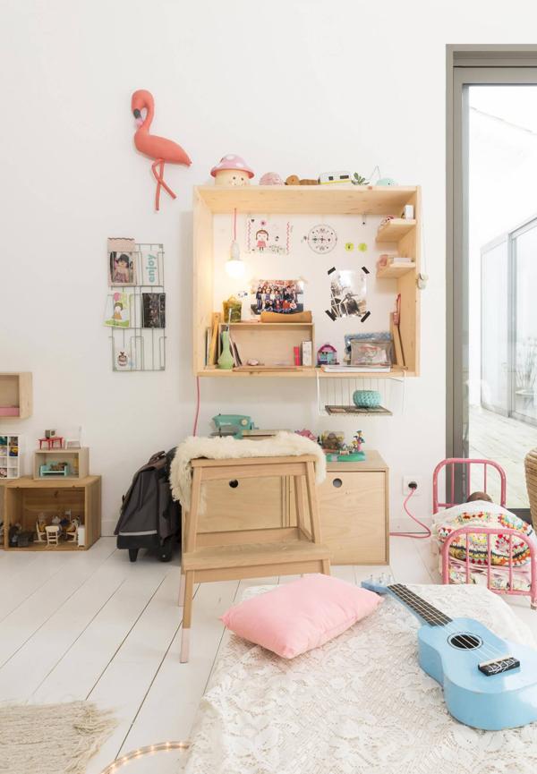 5 ideas para crear una habitación infantil estilo boho