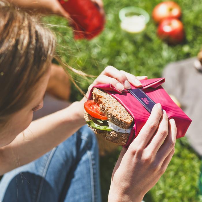 Roll'eat, envoltorios de alimentos cool y reutilizables