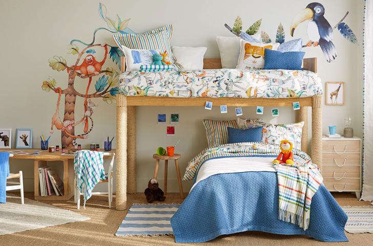 Zara Home Kids, la colección más selvática