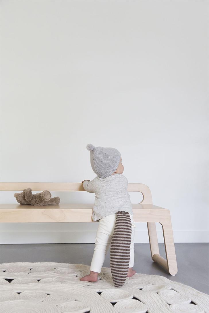 Zara Mini Otoño 2016, moda para bebé