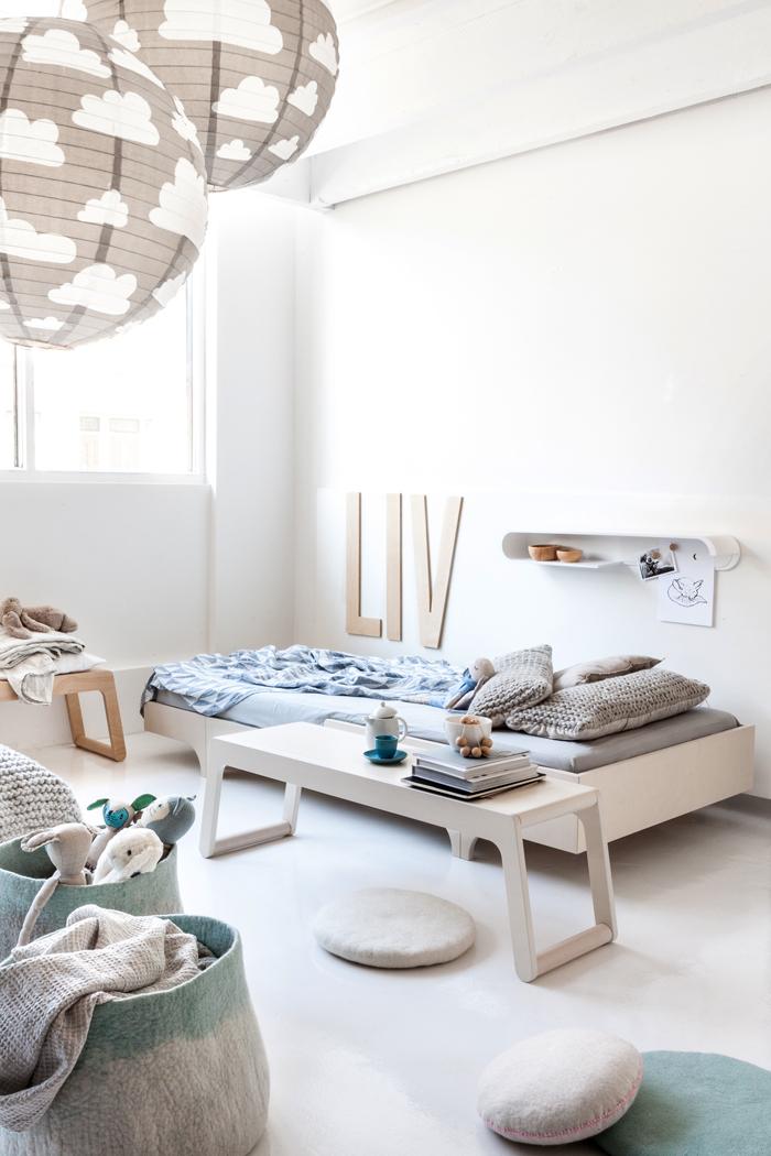 habitaci n infantil n rdica con muebles cool decopeques