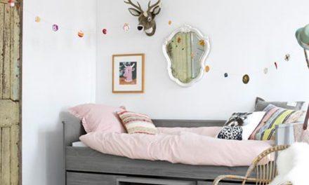 20 habitaciones de niñas que enamoran