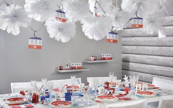 Cómo Preparar Una Emocionante Mesa de Navidad Infantil