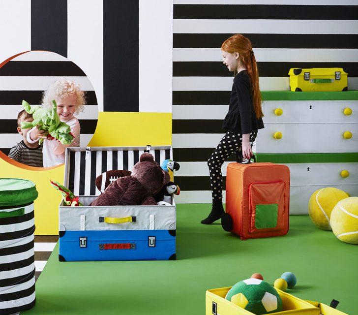 Novedades Ikea niños- Especial Almacenaje 2016-2017