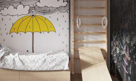 Cómo crear habitaciones infantiles originales