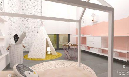 Diseño de habitaciones en 3D con la multitienda TocToc