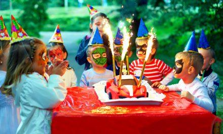 Cómo organizar fiestas infantiles temáticas