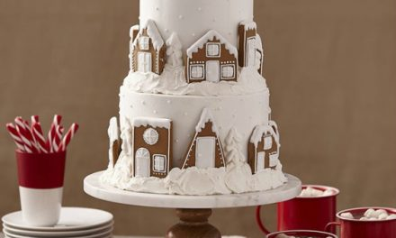 6 tartas infantiles decoradas para Navidad