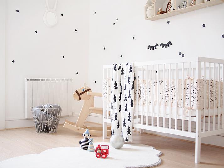 a08642385 Habitación de bebé de