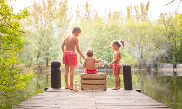Diseña bañadores para toda la familia en Mamá mi Sol