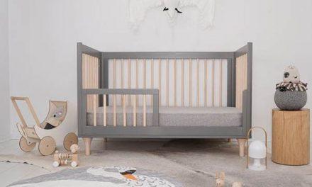 Habitaciones de bebé en gris ¡Tendencia!