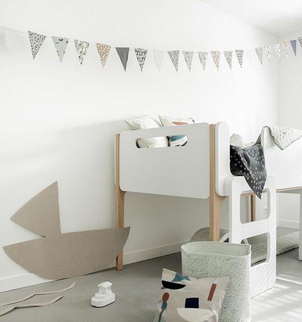 Habitaciones infantiles donde la sencillez es la clave