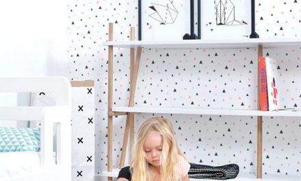Minimoi decora tu cuarto infantil en blanco y negro