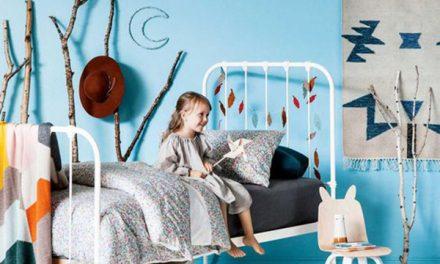 30 camas de niñas para inspirarnos