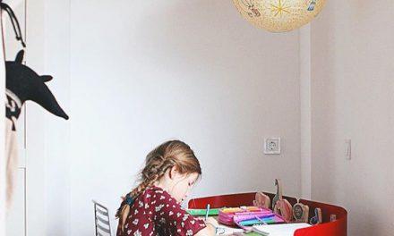 Habitaciones infantiles de Peek&Pack  en colaboración con Balamoda