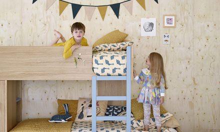 Nueva colección de muebles y decoración infantil Milk & Habitat