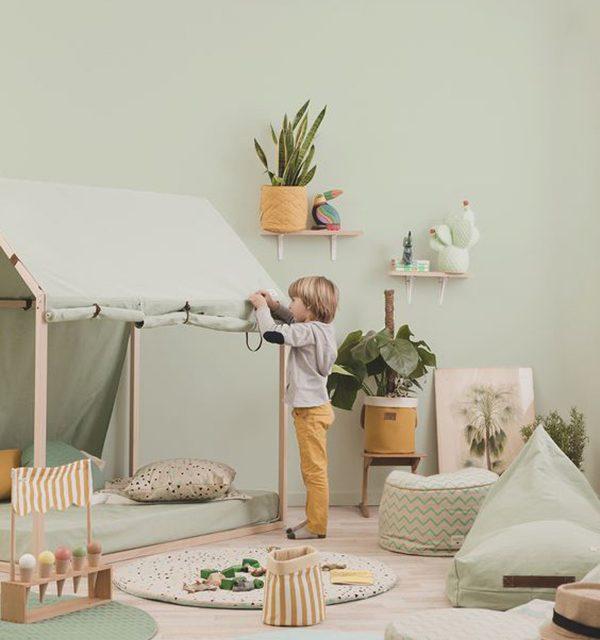 5 ideas diferentes para decorar la zona de juegos
