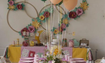 Comunión de Elenita   Ideas de decoración