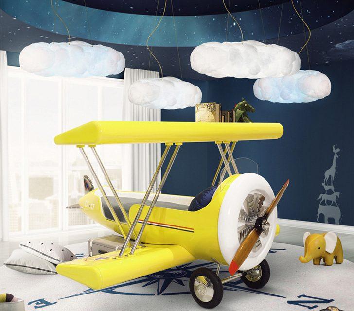 Las avionetas cama que harán volar su imaginación