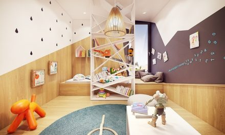 Diseño, elegancia y diversión en habitaciones para niños y niñas