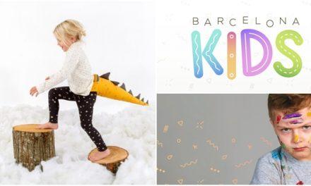 Llega BarcelonaKids, la tienda online para criaturas urbanas