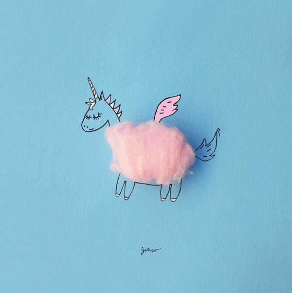 Jesús Ortiz, ilustraciones para una habitación infantil