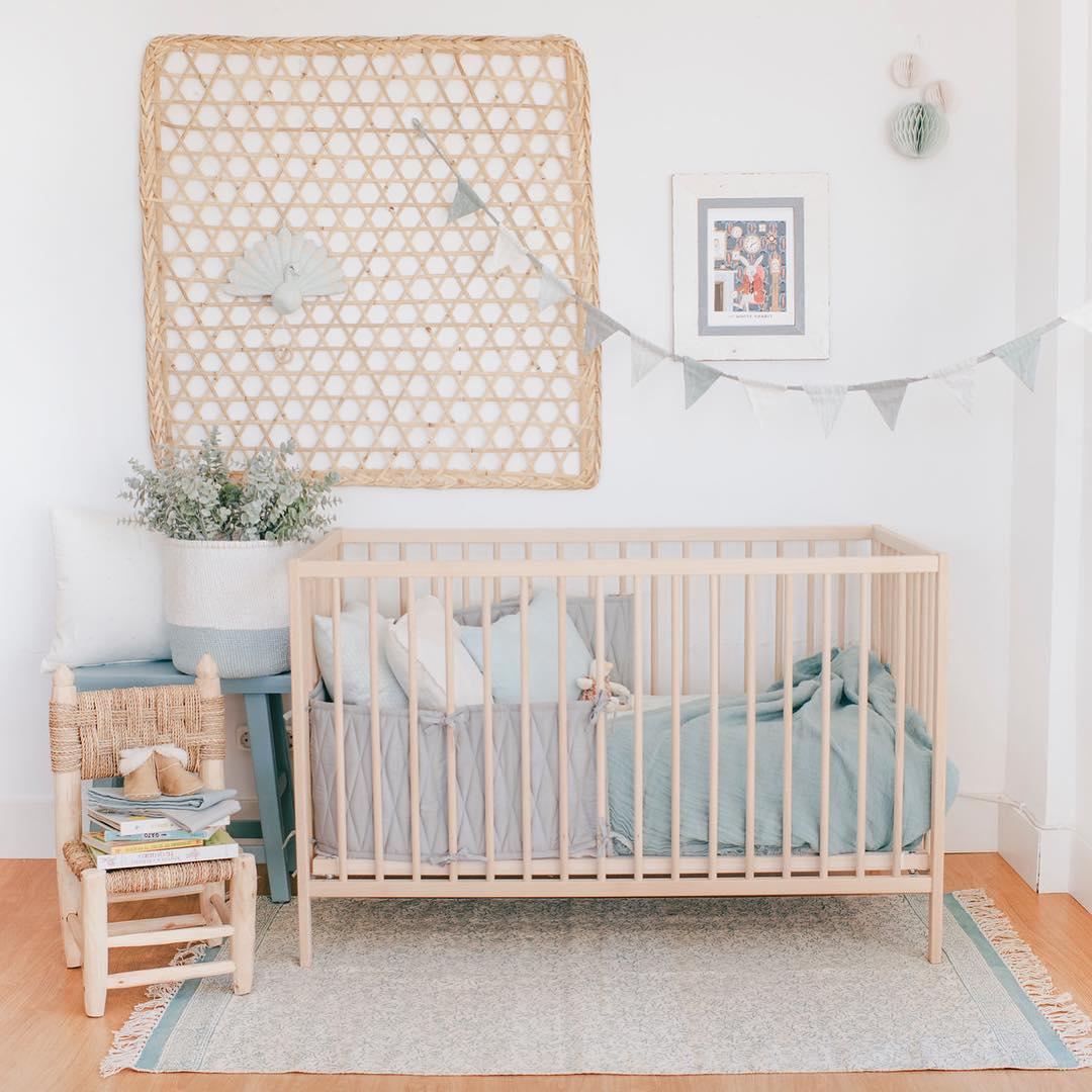Claves para un cuarto infantil natural decopeques - Decorar habitacion infantil nino ...