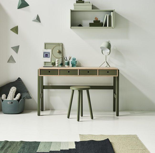Popsicle, muebles infantiles con muchísimo color