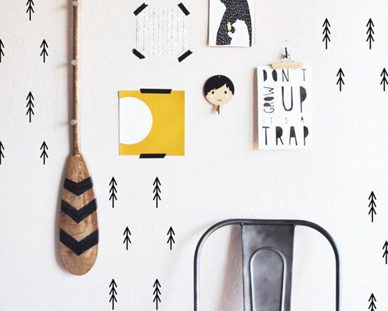 Pegatinas para decorar paredes infantiles