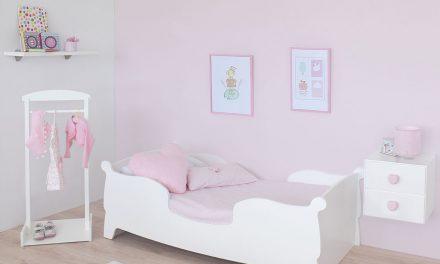 Bainba y su cama Montessori Gondola