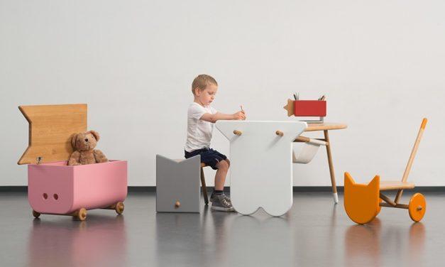 Mobiliario infantil cargado de diversión