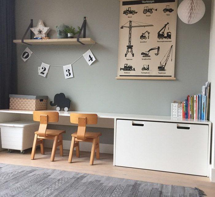 Claves para el mejor escritorio infantil