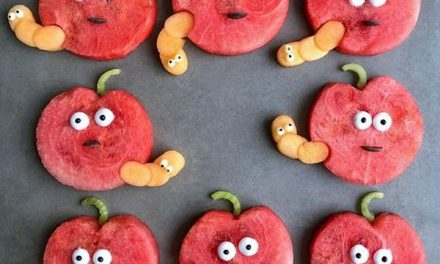 Comer fruta con estas divertidas propuestas