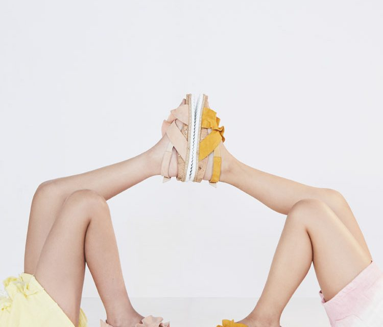 Este verano… colección Novel Walk en calzado infantil