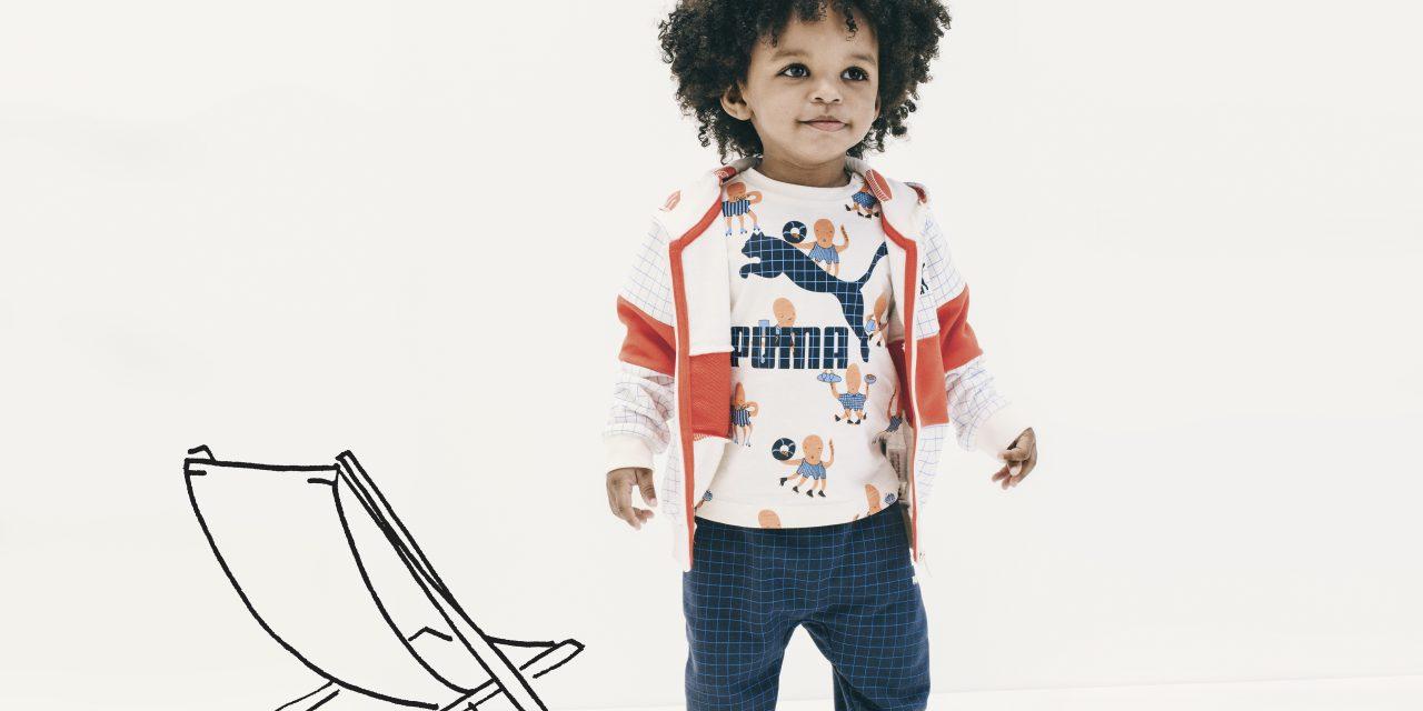 Puma x Tinycottons crean una nueva colección