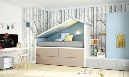 Cómo decorar habitaciones infantiles con Lagrama