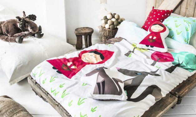 Happy Friday nos enamora con su ropa de cama infantil