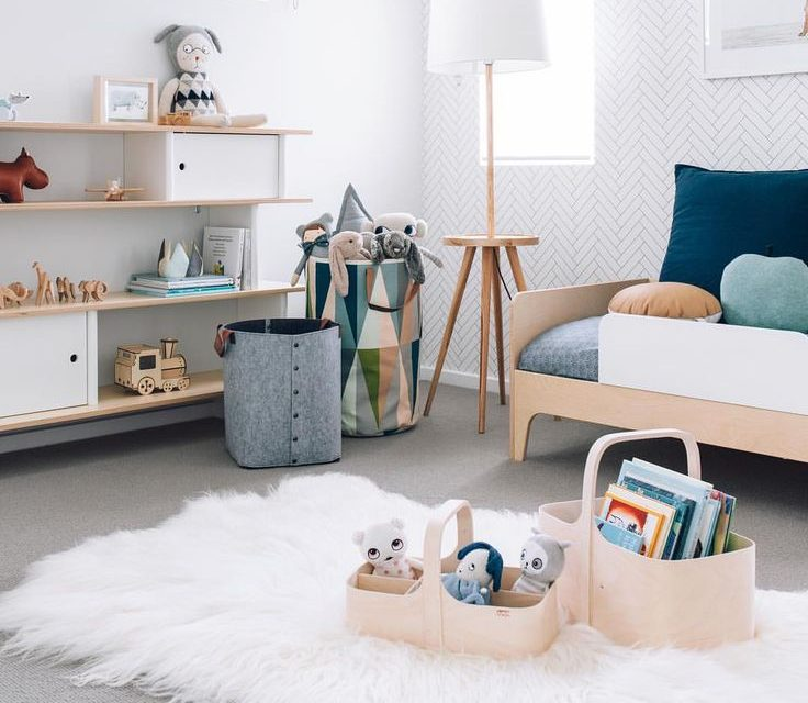 Cómo decorar una casa segura para tu hijo