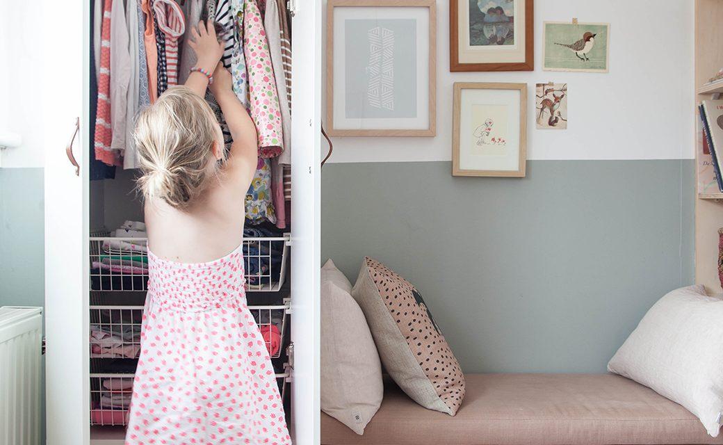 Ideas de decoración y orden: Cómo ordenar la habitación infantil