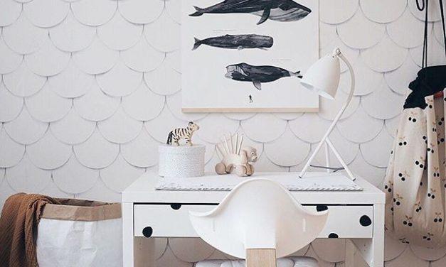 Tellkiddo, dormitorios de Instagram para inspirarse
