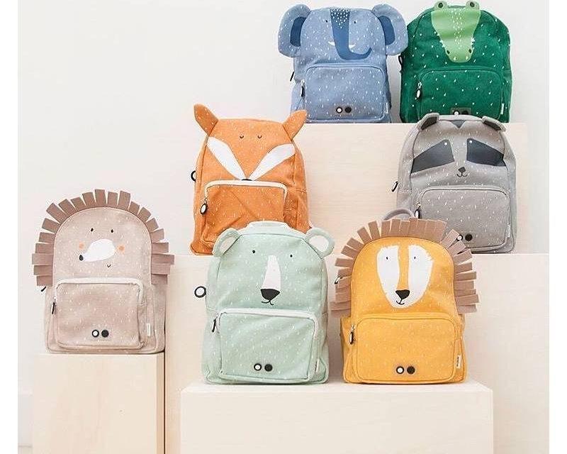 ¿Ya compraste la mochila para los peques? ¡Mira las de Minimoi!