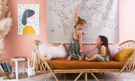 Ideales dormitorios infantiles en instagram