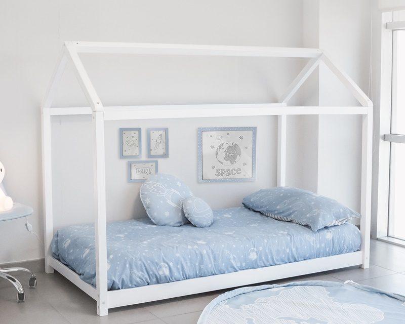 Muemue y sus camas Montessori