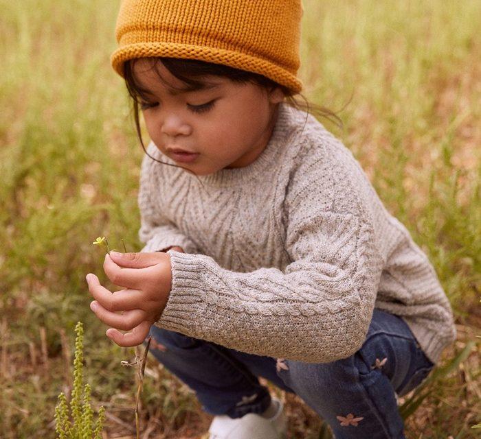 Descubre la colección otoño-invierno de Mango para niña