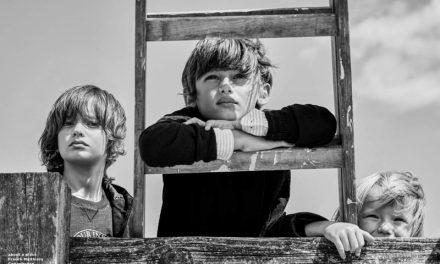 Massimo Dutti Kids otoño 2018